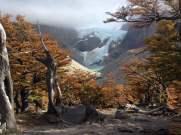 """""""Las Pierdas blancas"""" (Glacier)"""