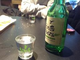 Soju - 18% for $1